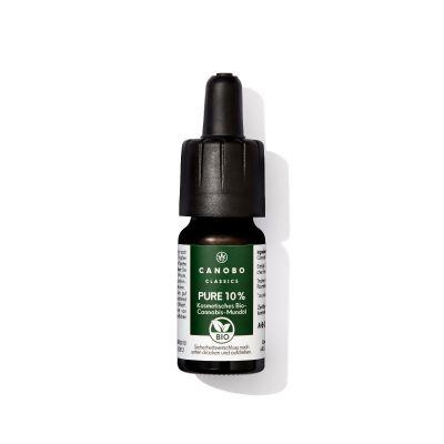 Pure 10% Bio CBD Öl