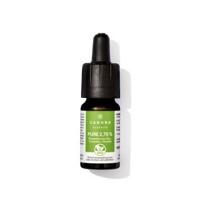 Pure 2,75% Bio CBD Öl