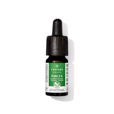Pure 5% Bio CBD Öl